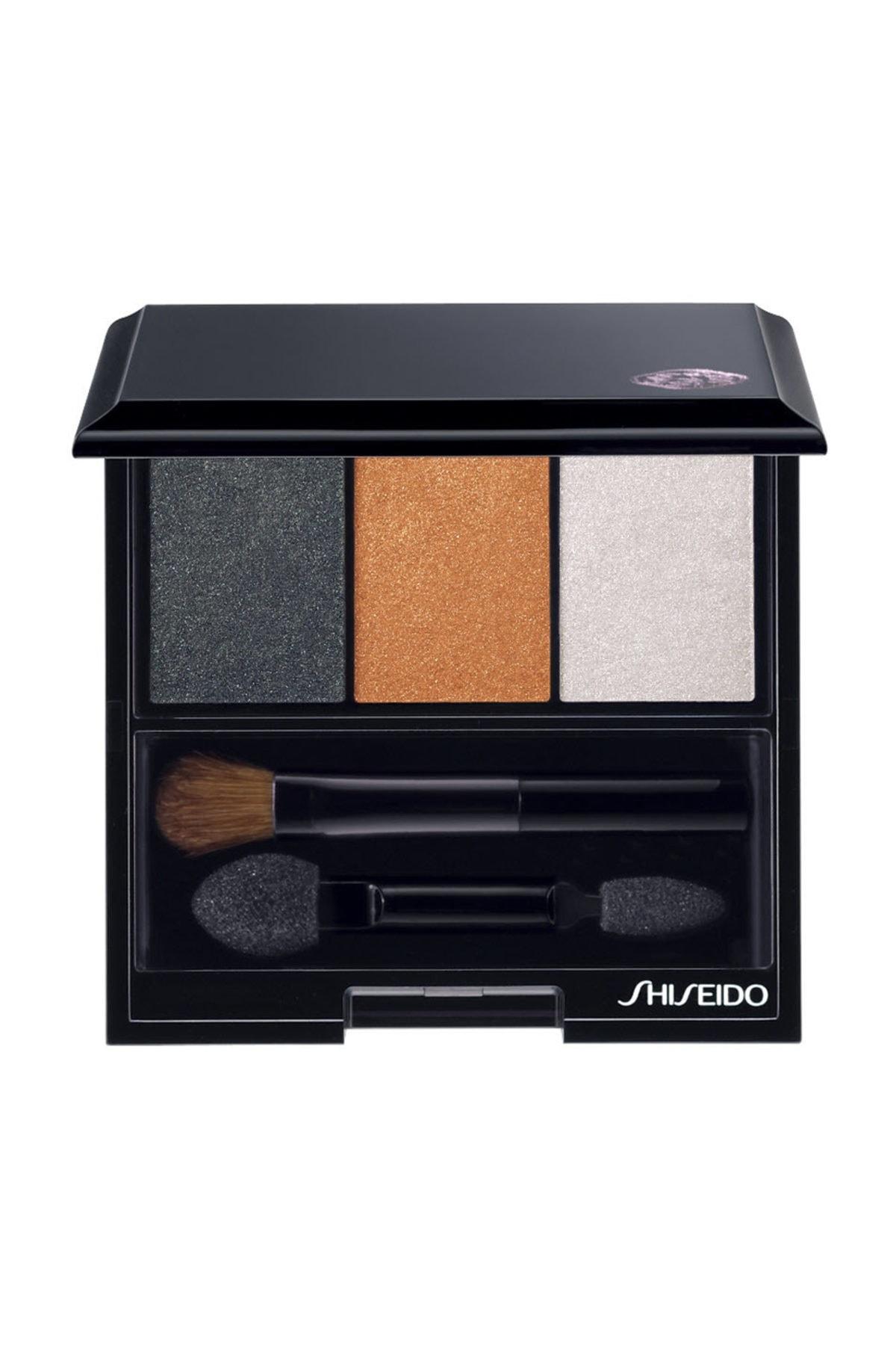Shiseido Saten bitişli 3'lü Göz Farı - Luminizing Satin Eye Color Trio OR302 729238105225 1