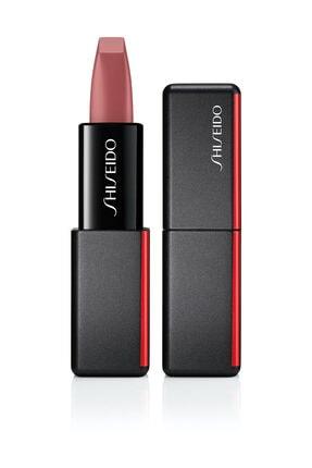 Shiseido Kalıcı Kadifemsi Mat Ruj - SMK Modernmatte Pw Lipstick 506 729238147829