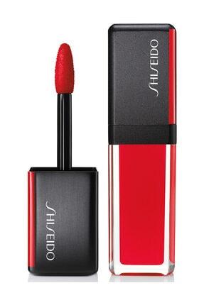 Shiseido Uzun Süre Dayanıklı Parlak Likit Ruj - SMK Lacquerink Lipshine 304 730852148277