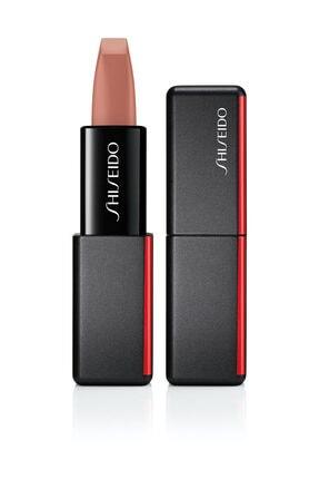 Shiseido Kalıcı Kadifemsi Mat Ruj - SMK Modernmatte Pw Lipstick 502 729238147782