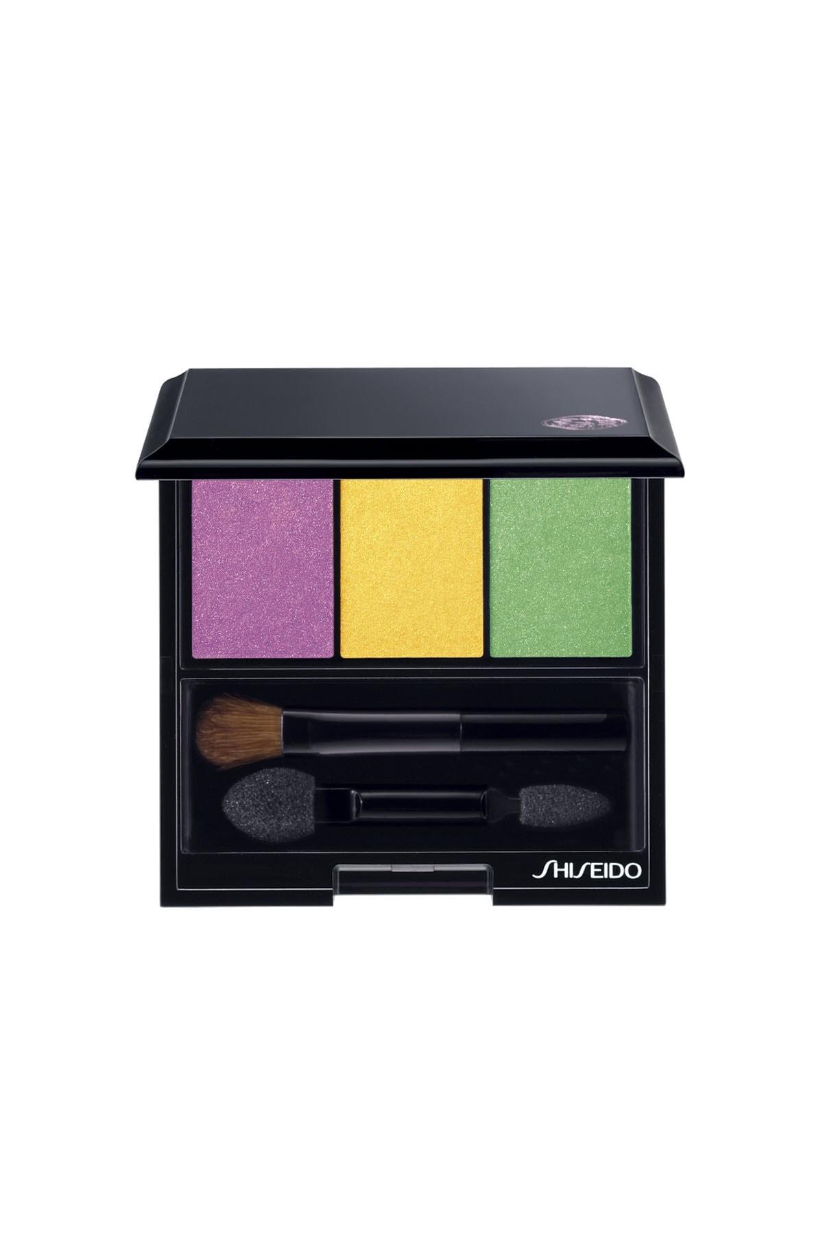 Shiseido Saten bitişli 3'lü Göz Farı - Luminizing Satin Eye Color Trio YE406 72 729238105263 1