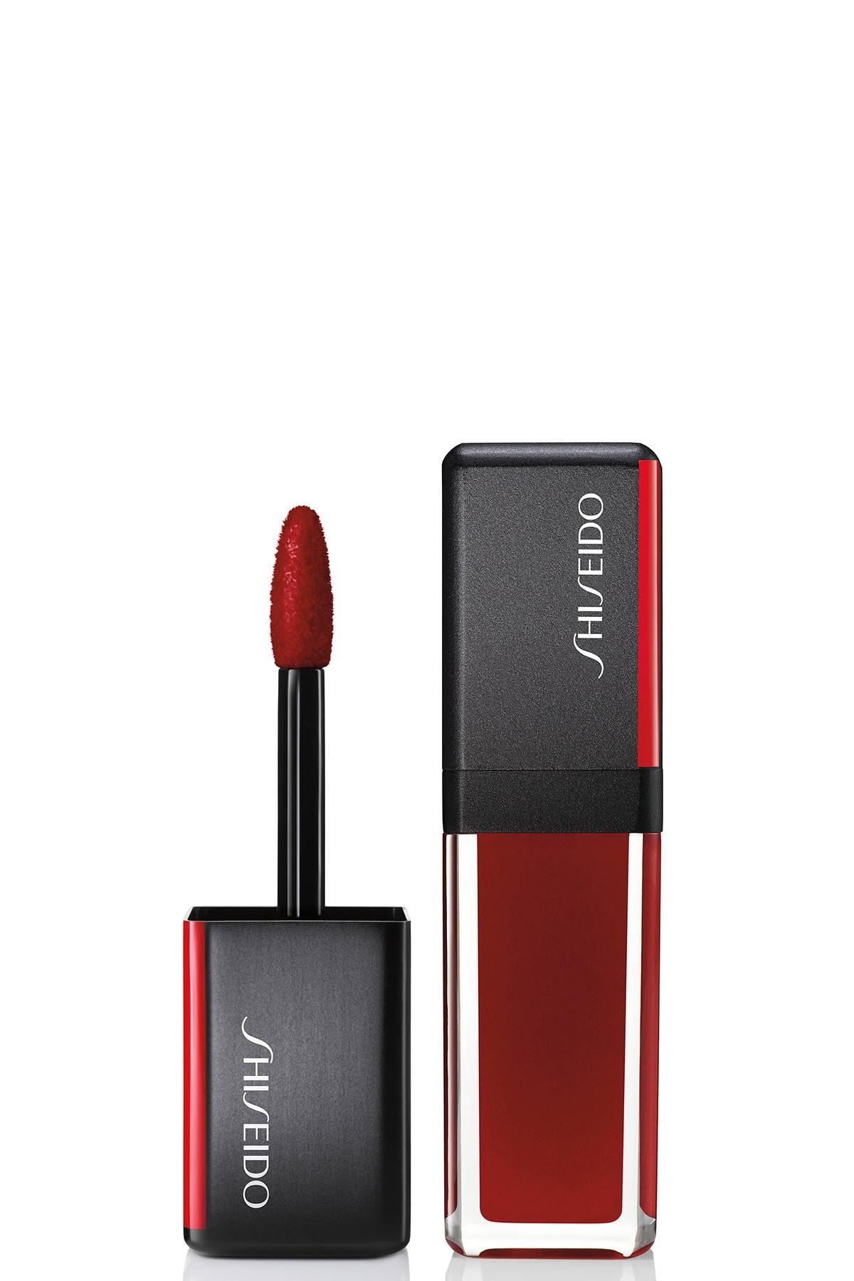 Shiseido Uzun Süre Dayanıklı Parlak Likit Ruj - SMK Lacquerink Lipshine 307 730852148307