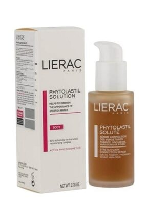 Lierac Phytolastil Solute 75 ml - Çatlak Bakım Serumu 275TY