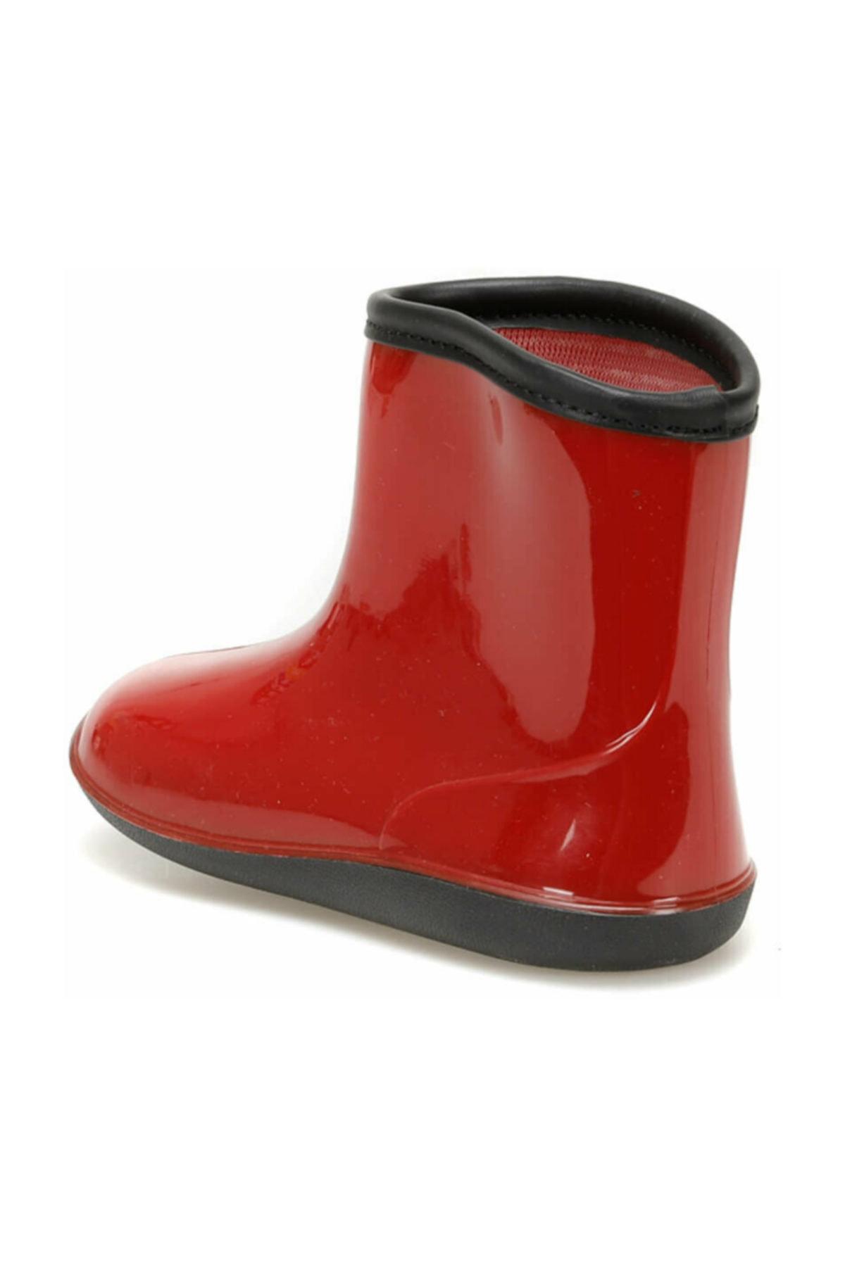 CARS 97245 Kırmızı Erkek Çocuk Yağmur Çizmesi 2
