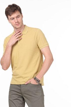 Ramsey Erkek Sarı Örme T - Shirt RP10119916