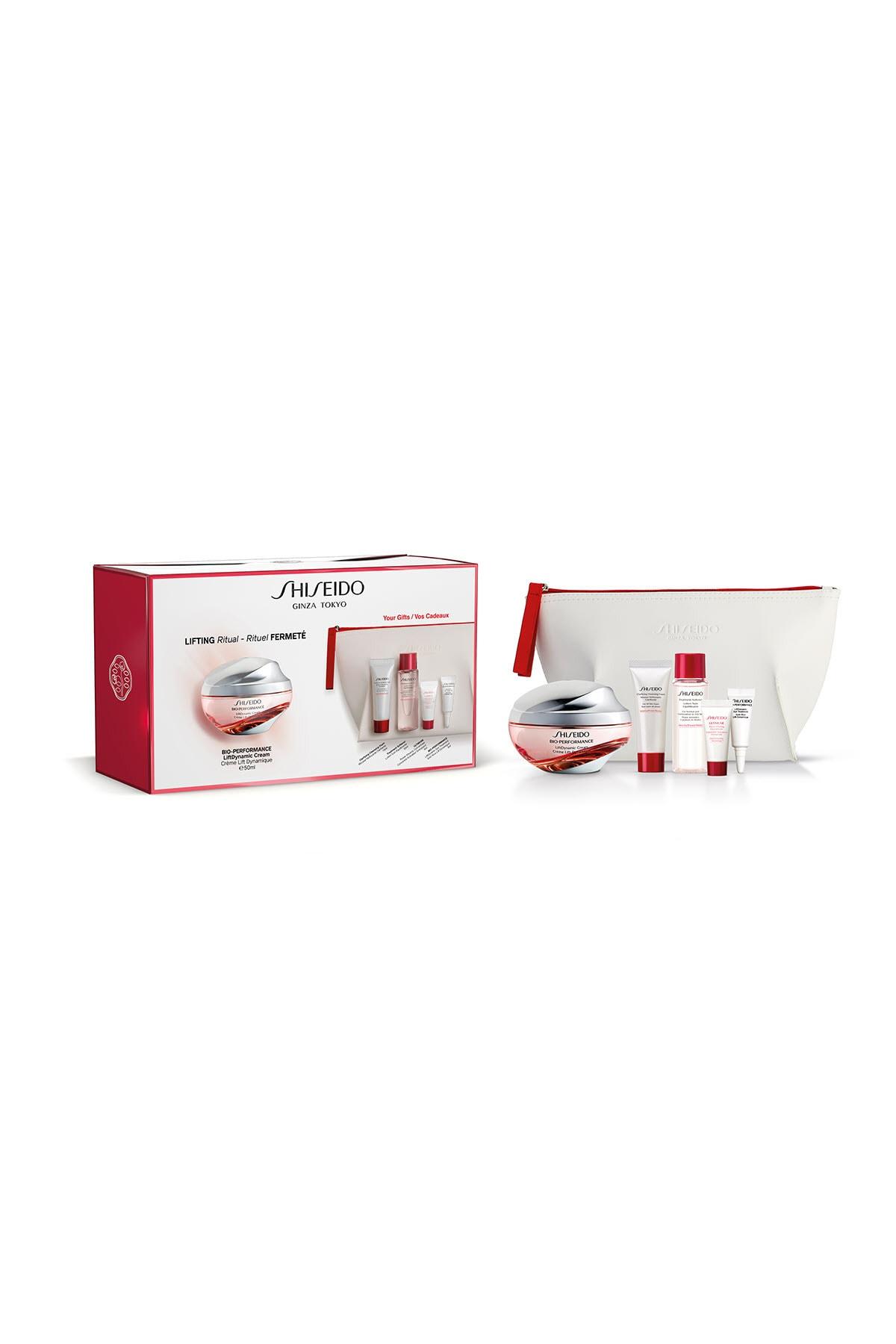 Shiseido Yüz ve Göz için Lifting ve Sıkılaştırma Etkili Set - BOP Lift Dynamic Pouch Kit 19SS 3598380362612