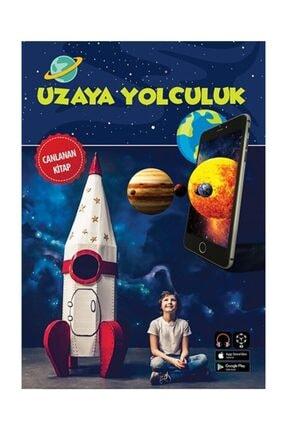 Artge Uzaya Yolculuk 4d Kitap (3 Boyutlu)