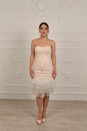 Atelier Masal Gelin Çıkışı&nikah Elbisesi Gelinlik After Pary Elbisesi