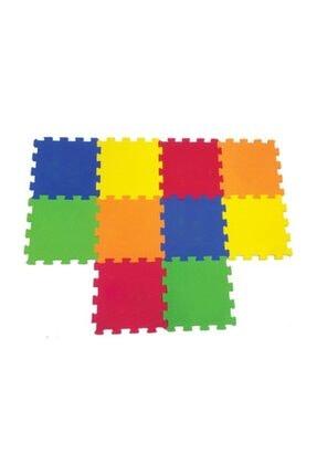 Akay Eva Oyun Matı Puzzle Oyun Halısı -10 Adet - 33*33cm 10mm
