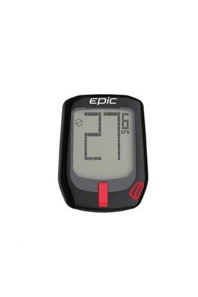 Epic Moment Kablolu 8 Fonksiyon Bisiklet Hız Göstergesi