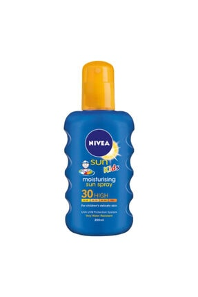 Nivea Sun Kids Spray (renkli) Spf30 200ml