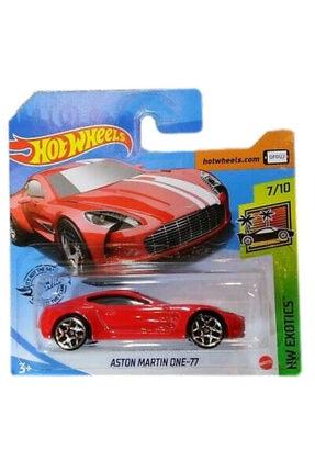 HOT WHEELS Oyuncakları  Aston Martin One-77 Tekli Araba Ghc33