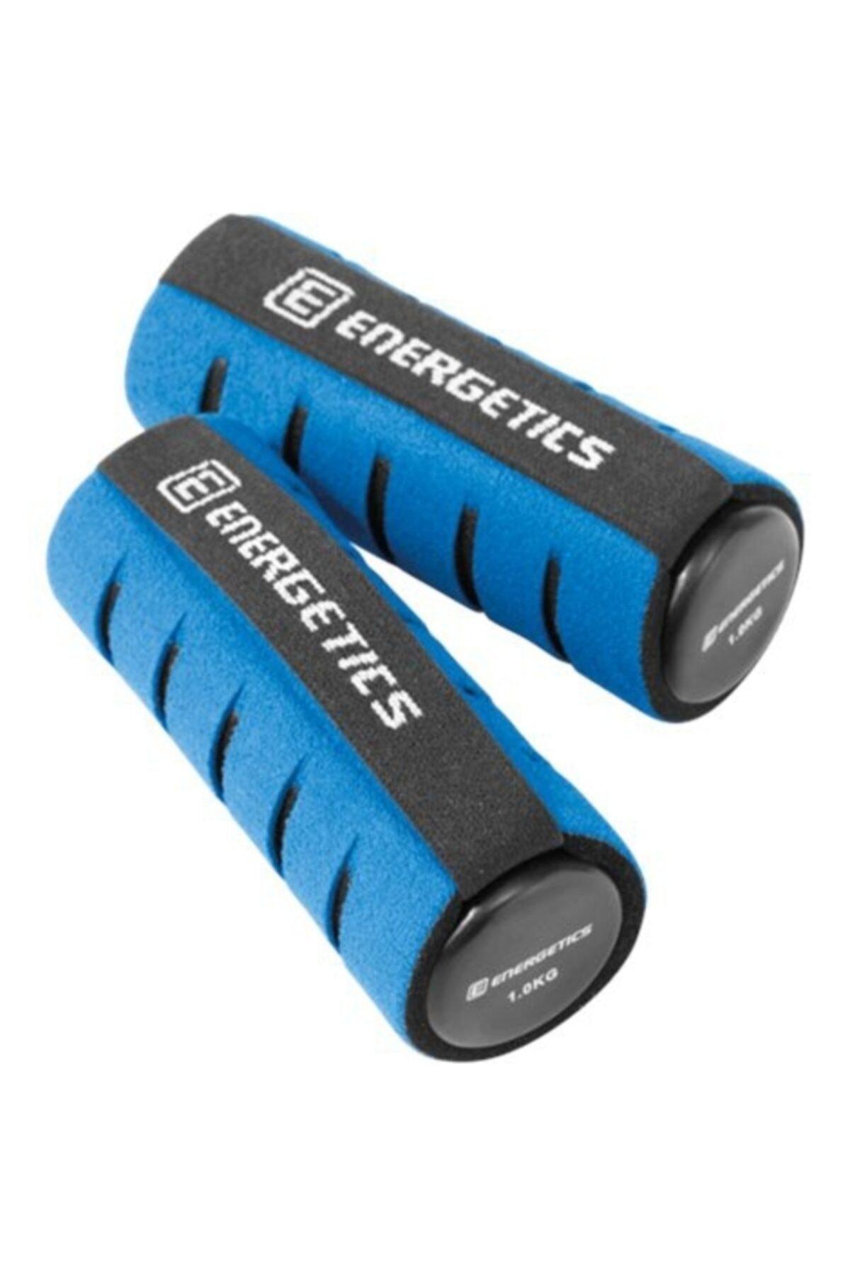 Energetics Aerobic Work Weight El Ağırlığı Siyah/mavi 2x1kg Siyah/mavi 1