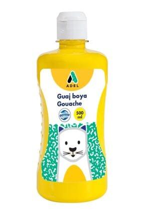 Adel Sarı Guaj Boya 500 ml
