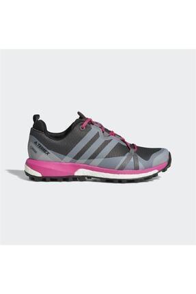 adidas Kadın Pembe Siyah Terrex Agravıc Gtx Ayakkabı Aq0233