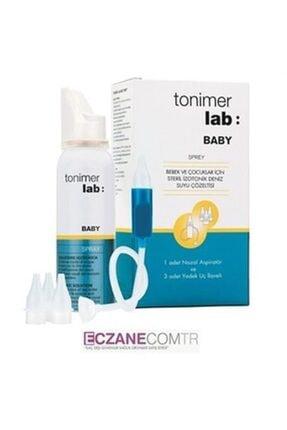 Otribebe Tonimer Lab Baby Sprey 100 Ml Ve Burun Aspiratörü