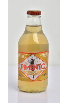 Pimento Spicy Ginger Ale Zencefil Gazozu 250 Ml