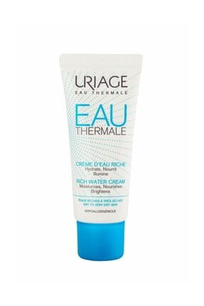 Uriage Urıage Eau Thermale - Rich Water Cream 40 Ml