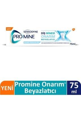 Sensodyne Promine Onarım Beyazlatıcı Diş Macunu 75 Ml