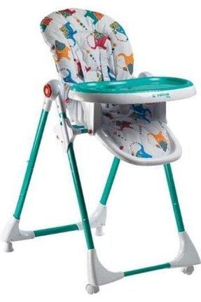 Hattrick Baby Yeşil Mama Sandalyesi Bhc-581