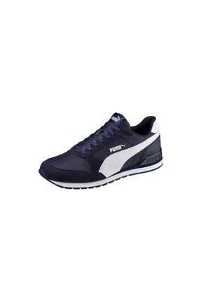 Puma Unisex Çocuk Lacivert  Günlük Ayakkabı 36527808
