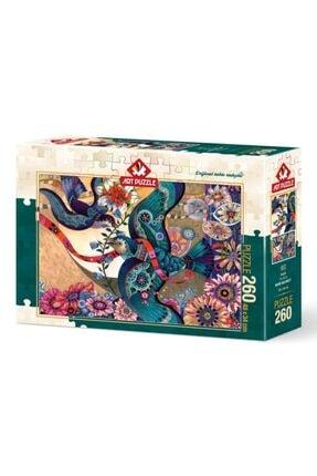 Art Puzzle Kuşlar 260 Parça Puzzle