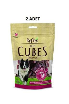 Reflex Plus Reflex Köpek Ödül Maması Kuzu Eti Küpleri(2adet)