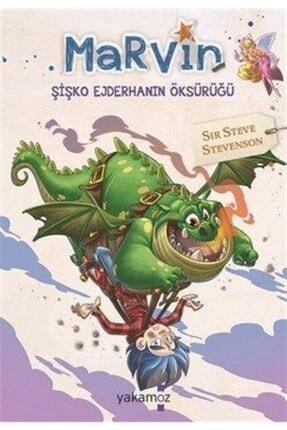 Yakamoz Yayınları Marvin - Şişko Ejderhanın Öküsürüğü   Sır Steve Stevenson  