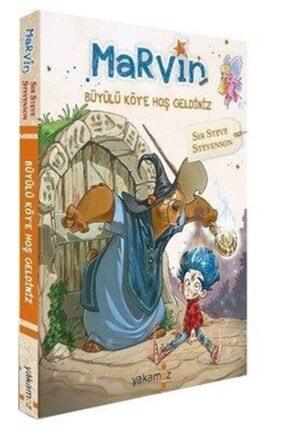Yakamoz Yayınları Marvin - Büyülü Köye Hoş Geldiniz   Sır Steve Stevenson  