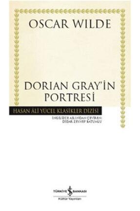 İş Bankası Kültür Yayınları Dorian Gray'in Portresi - Oscar Wilde -