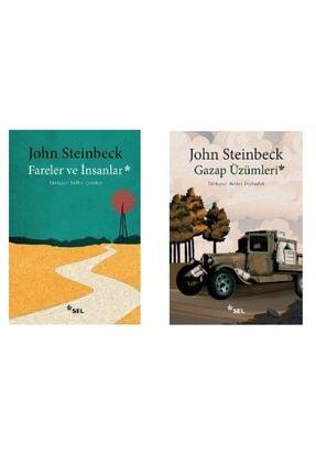 Sel Yayıncılık John Steinbeck Set- Fareler Ve Insanlar, Gazap Üzümleri