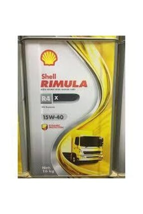 SHELL Rımula R4 X 15w-40 16 Kg Teneke