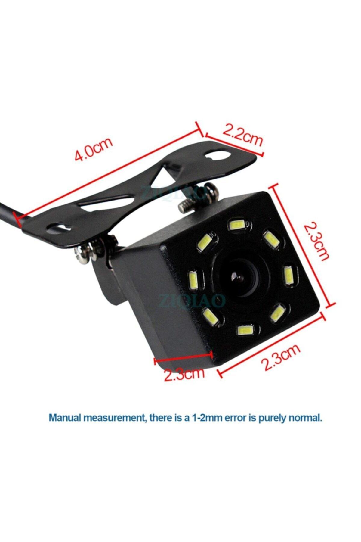 Navigold 8 Ledli Küp Park Kamerası 1