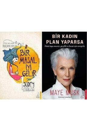 Destek Yayınları Bir Kadın Plan Yaparsa+bir Masal Iyi Gelir