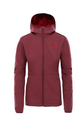 THE NORTH FACE Kadın Bordo Tanken Highloft Softshell Mont