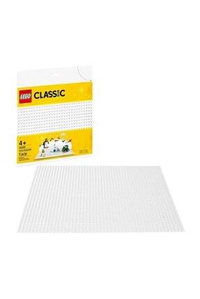 LEGO 11010 ® Classic Beyaz Zemin