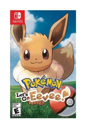 Nintendo Pokemon: Let's Go Eevee! Switch Oyun