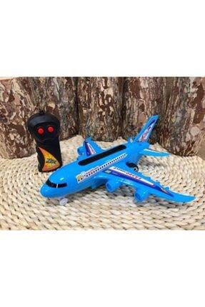YEŞİL ELMA HEDİYELİK Uzaktan Kumandalı Uçak Yarım Fonksiyon