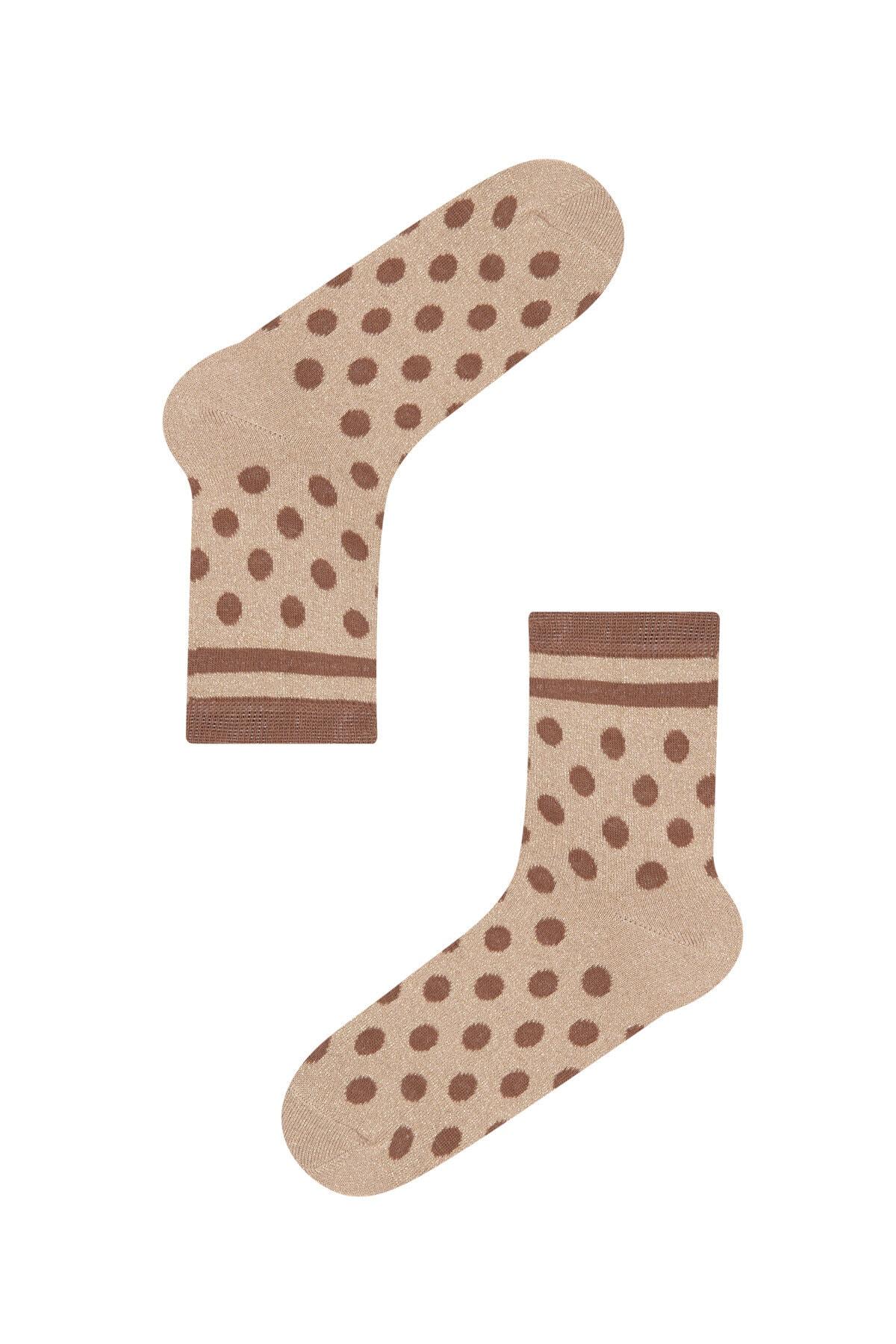 Penti Shiny Puan Soket Çorap
