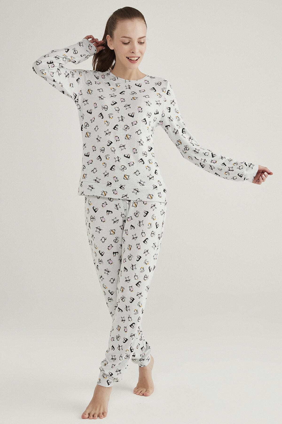 Penti Cute Penguin Pijama Takımı