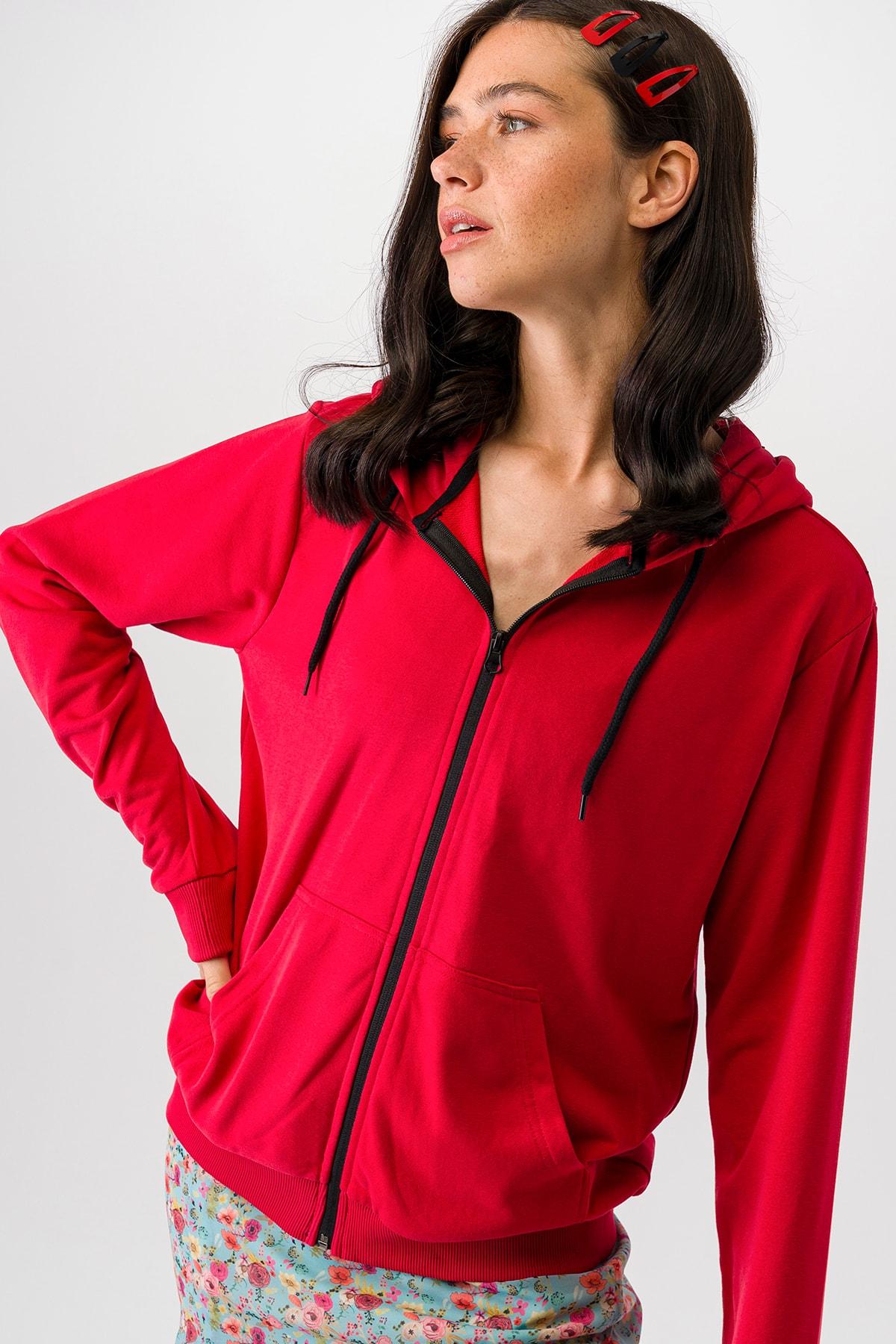 Runever Kadın Sweatshirt 1165 1