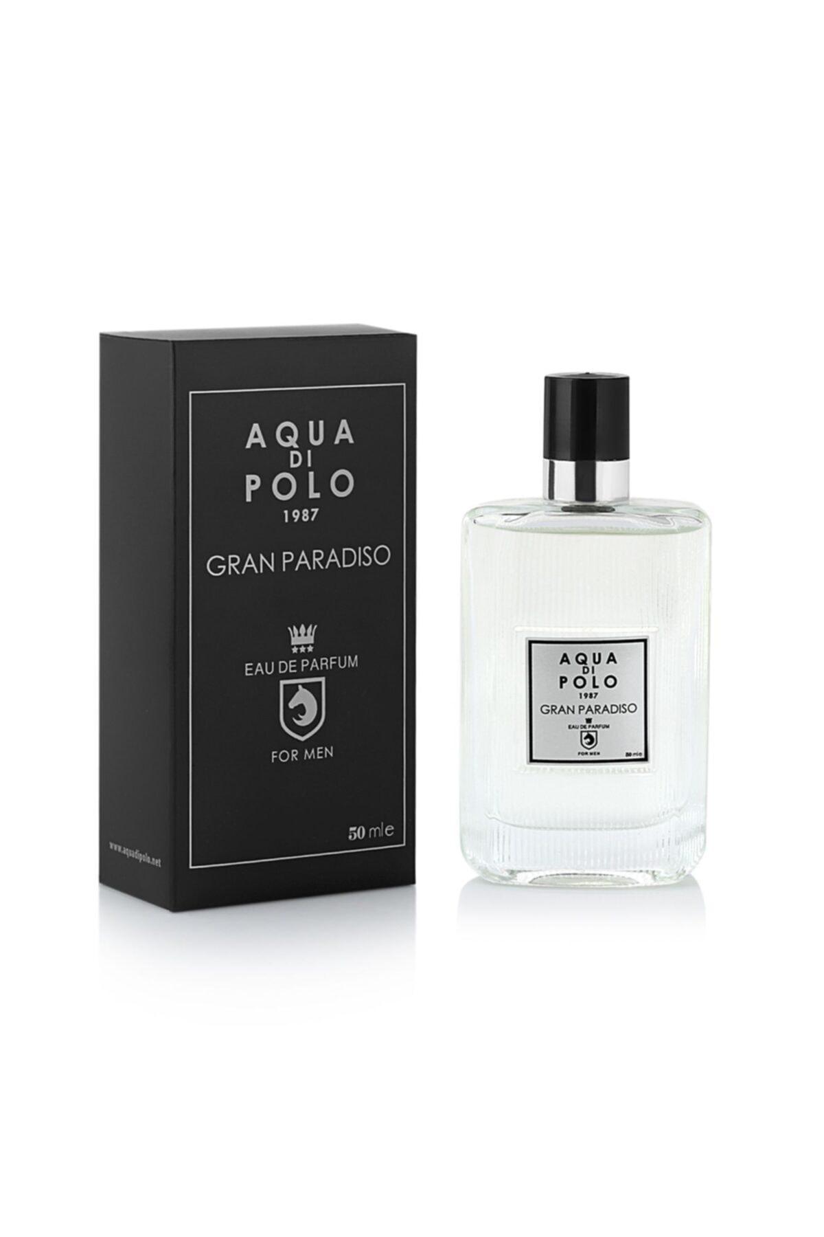 Aqua Di Polo 1987 Gran Paradiso Edp 50 ml Erkek Parfümü 5161010058711 2