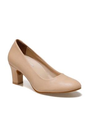 Polaris 316083.Z NUDE Kadın Topuklu Ayakkabı 100567276