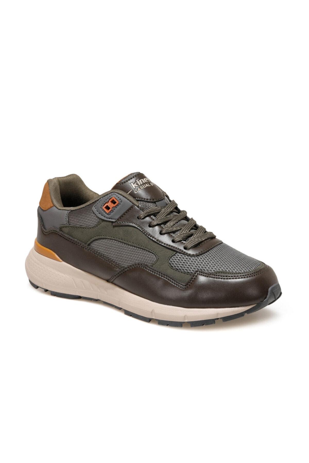 Kinetix GRAFY Haki Erkek Ayakkabı 100540827 1
