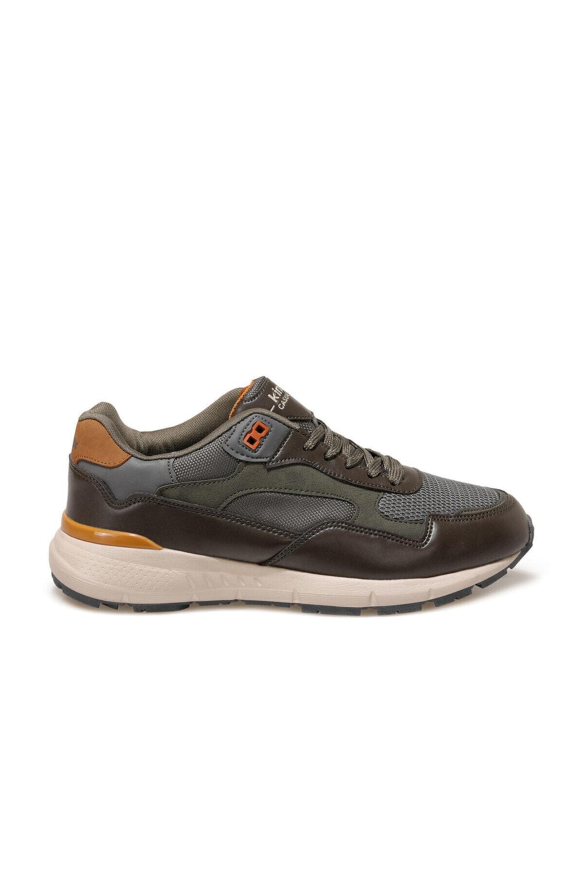 Kinetix GRAFY Haki Erkek Ayakkabı 100540827 2