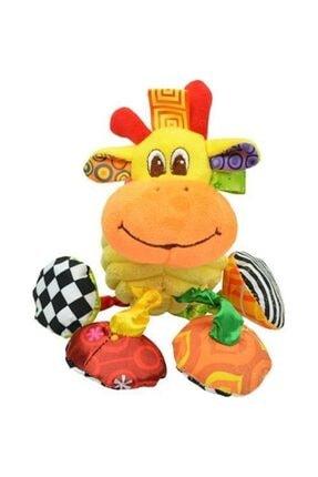 Sozzy Toys Titreşimli Ve Çıngıraklı Hayvanlar Zürafa Szy157