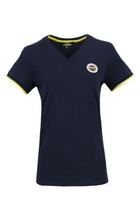 Fenerbahçe Fenerbahçe Forma Kadın Tshırt-tk010b9y01