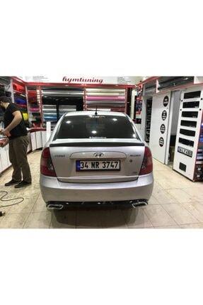 ElitTuning Hyundai Accent Era Arka Tampon Eki Difizör Difüzör