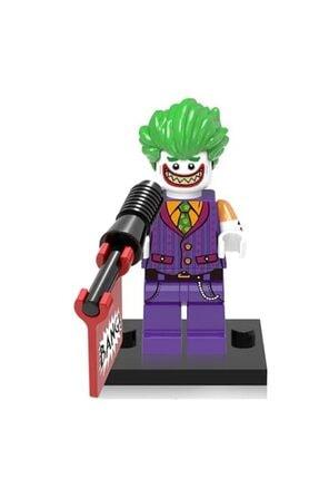Legoedly Lego Uyumlu Batman Movie Mini Figür The Joker Vest