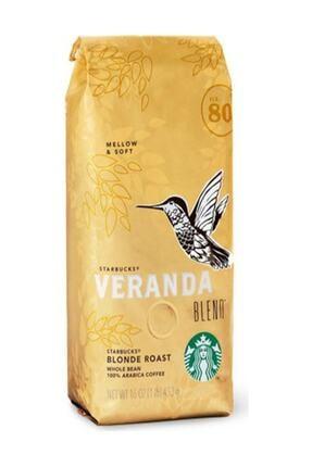 Starbucks French Press Için Çekilmiş 250 Gr Starbucks Veranda Blend Filtre Kahve